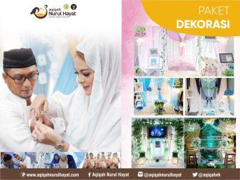 Dekorasi aqiqah